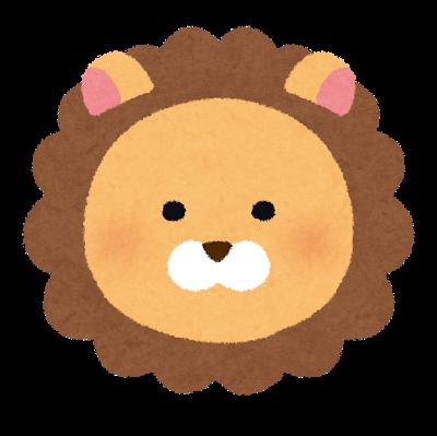 英語勉強したいライオン