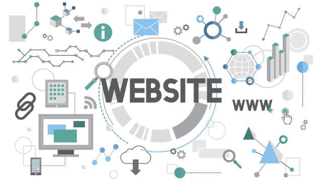 HTML&CSSなどのWebサイトを象徴する絵