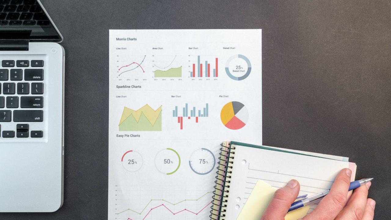 IR情報を分析する作業